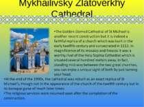 Mykhailivsky Zlatoverkhy Cathedral