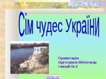 Презентацію підготувала бібліотекар гімназії № 2 900igr.net