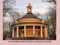 Аскольдова могила (Київ, сучасний вигляд)