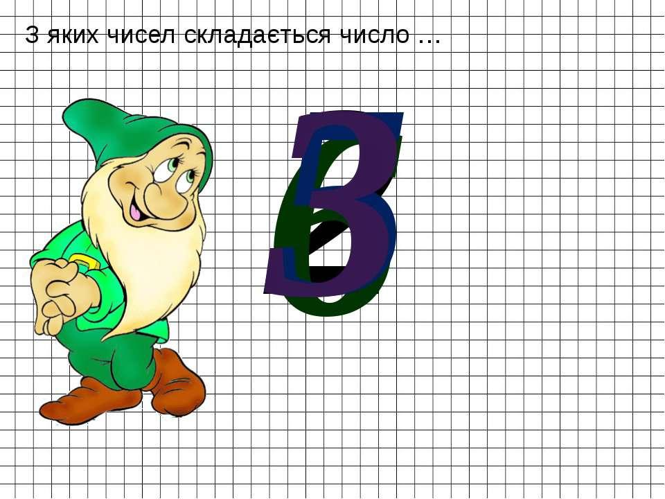 З яких чисел складається число … 2 6 5 3