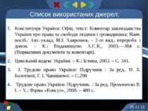 Конституція України: Офіц. текст: Коментар законодавства України про права та...