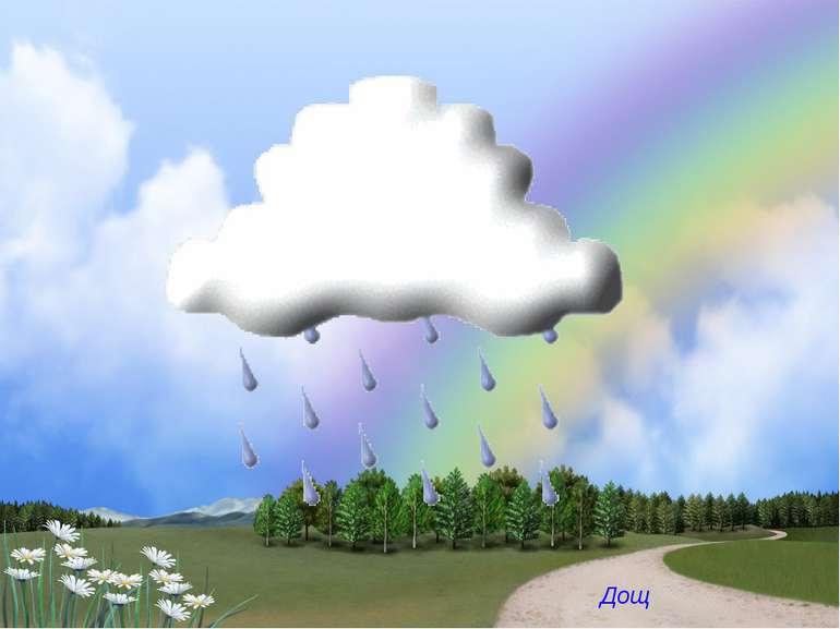 Хмарки в небі знову плачуть, Слізки крапають: крап-крап... По калюжах радо ск...