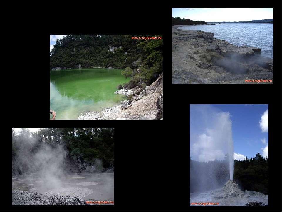 Регіон Бей-оф-Пленті, округ Роторуа, північ Північного острова Озеро Роторуа ...