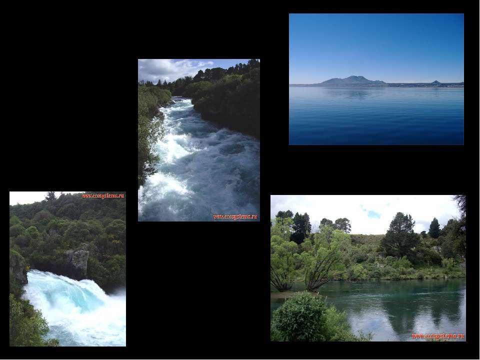 Регіон Бей-оф-Пленті, округ Таупо, північ Північного острова Таупо – найбільш...