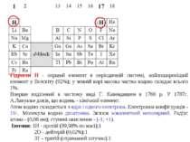 Гідроген H - перший елемент в періодичній системі, найпоширеніший елемент у В...