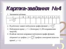 Картка-завдання № 4