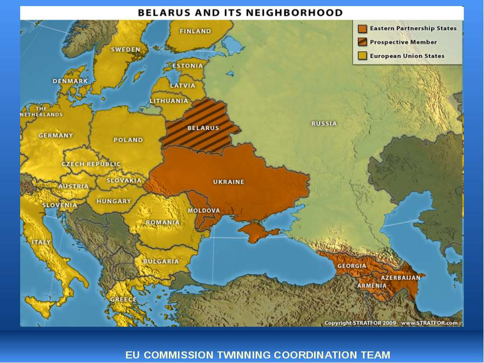 EU COMMISSION TWINNING COORDINATION TEAM
