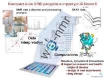 Structure, dynamics & interactions impact on research and health: origin of d...