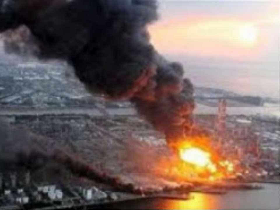 Світові війни Забруднення атмосфери Екологічні катастрофи