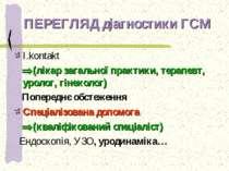 ПЕРЕГЛЯД діагностики ГСМ I.kontakt (лікар загальної практики, терапевт, уроло...