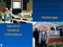 Stanford Medical Informatics Medscape