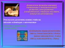 Домінуючою функцією навчання математики є інтелектуальний розвиток учнів (роз...