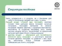 Структура посібника Книга складається з 4 розділів, які є базовими для набутт...