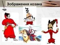 Зображення козака