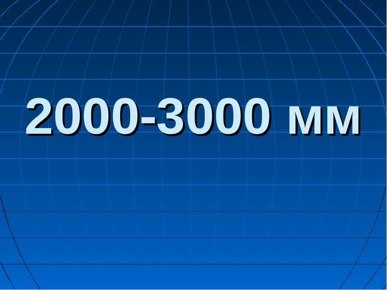 2000-3000 мм