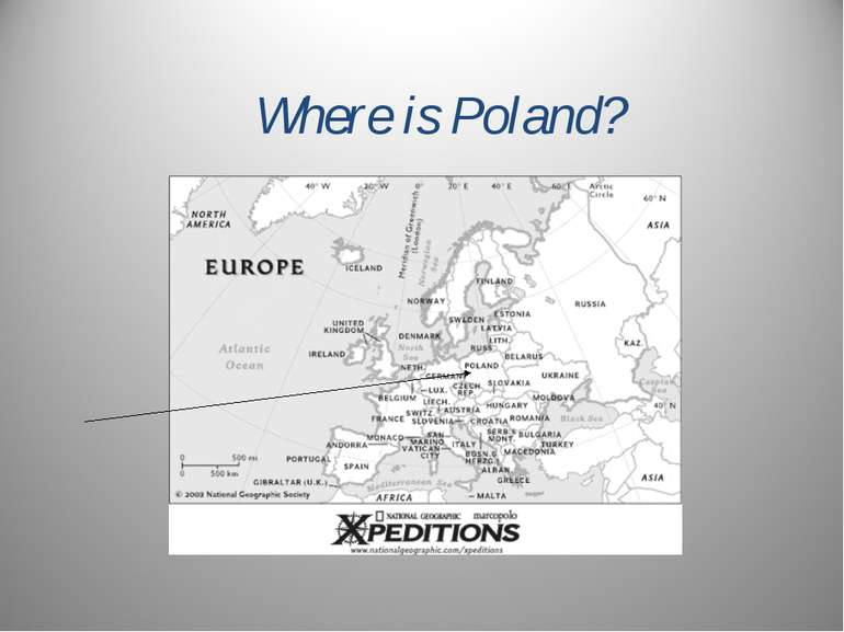 Where is Poland?