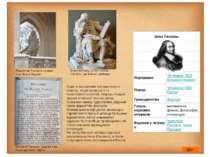 Огюстен Пажу (1730—1809). Паскаль, що вивчає циклоїду. Пам'ятник Паскалю на в...