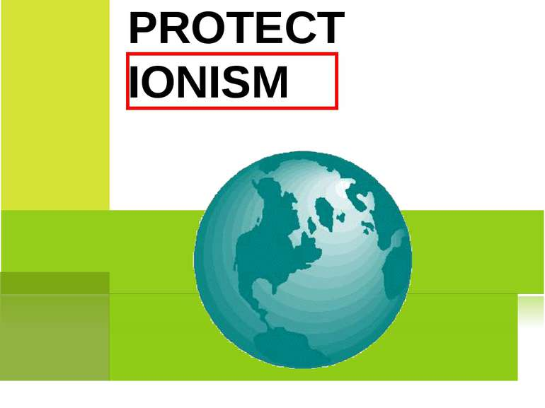 PROTECT IONISM