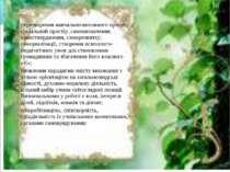перетворення навчально-виховного процесу у соціальний простір ,самовизначення...