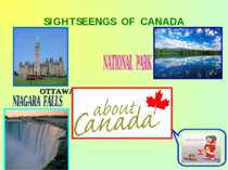 SIGHTSEENGS OF CANADA OTTAWA