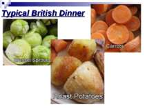Typical British Dinner
