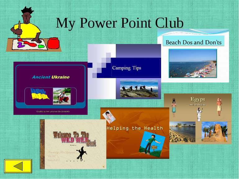 My Power Point Club