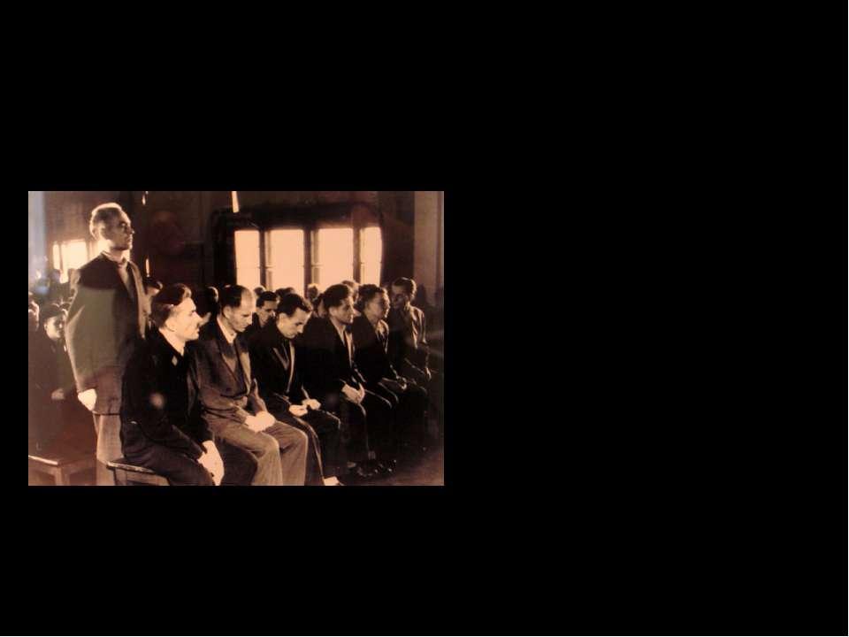 На нараді Комінформбюро в Будапешті в листопаді 1949 р. була прийнята резолюц...