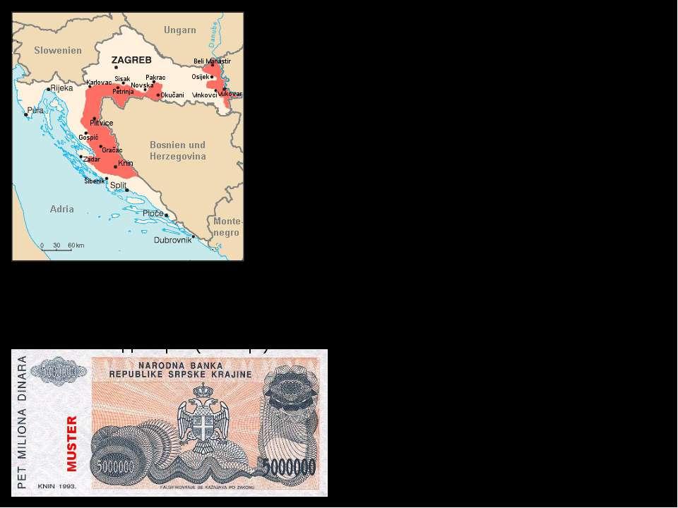 У травні 1991 року серби створили уряд Республіки Сербської Країни (РСК), а у...