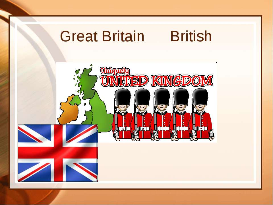 Great Britain British