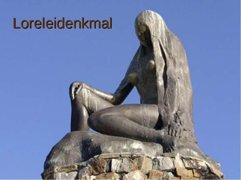 Loreleidenkmal
