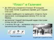 """""""Пласт"""" в Галичині До 1924 року утворилося близько 30 юнацьких пластових полк..."""