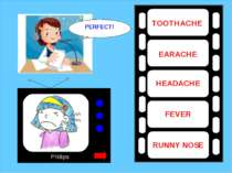 Phillips EARACHE TOOTHACHE HEADACHE FEVER RUNNY NOSE PERFECT!