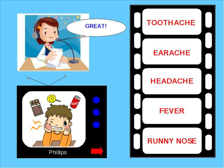 Phillips TOOTHACHE EARACHE HEADACHE FEVER RUNNY NOSE GREAT!
