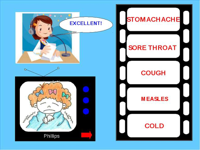 Phillips COLD MEASLES COUGH SORE THROAT STOMACHACHE EXCELLENT!