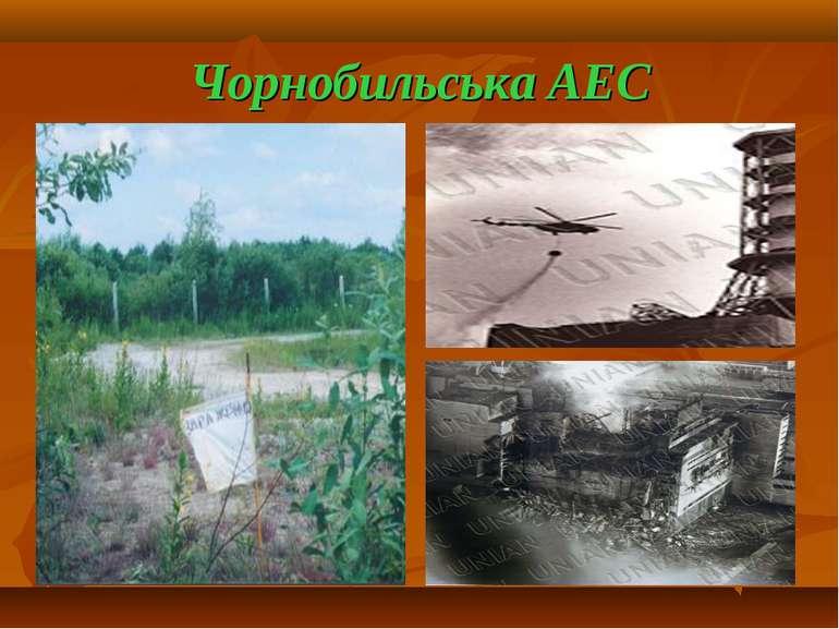 Чорнобильська АЕС