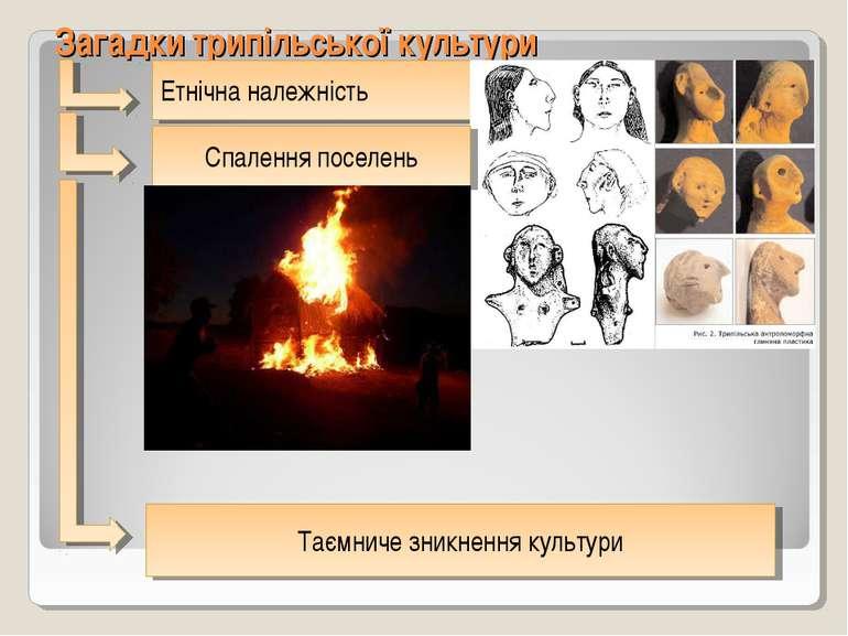 Загадки трипільської культури Етнічна належність Спалення поселень Таємниче з...