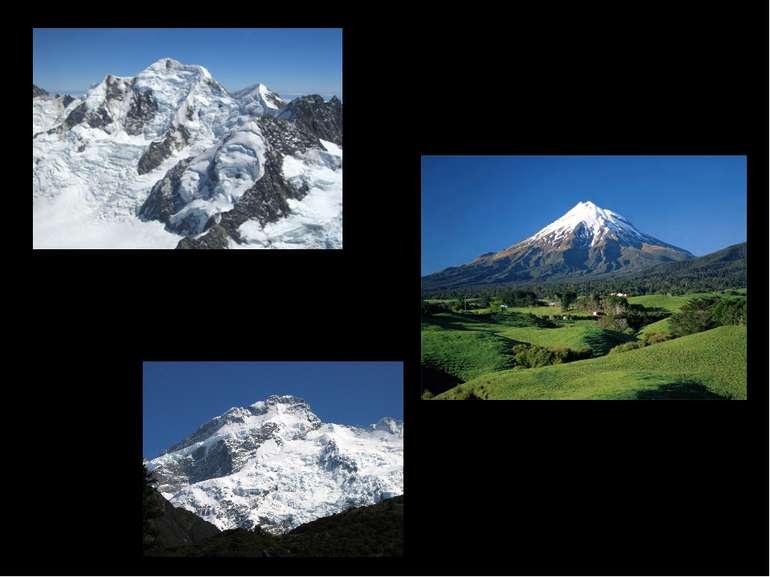 Гора Таранаки (Еґмонт), 2518 м Діючий вулкан на західному узбережжі Північног...