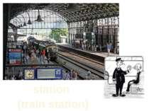 station (train station)