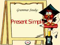 Grammar Study: Present Simple