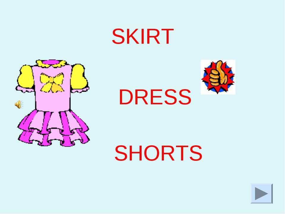 SHORTS DRESS SKIRT