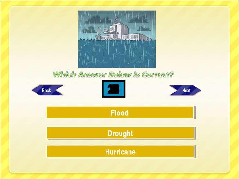 Try Again Try Again Great Job! Drought Hurricane Flood 30 29 28 27 26 25 24 2...