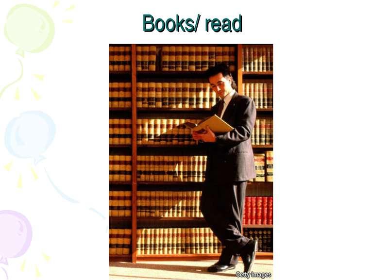 Books/ read