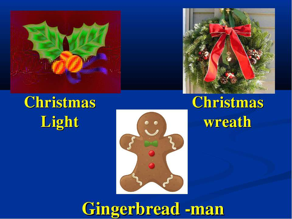 Gingerbread -man