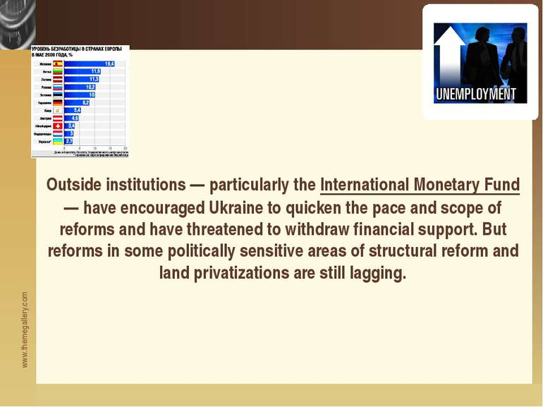 Outside institutions — particularly the International Monetary Fund— have enc...