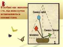 В ікебані має значення і те, під яким кутом встановлюються основні гілки.