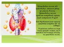 Щитовидна залоза або щитовидка займала увагу ще ранніх вчених. Щитовидна зало...