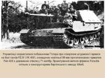 Управлінці скористалися побажанням Гітлера про створення штурмової гармати на...