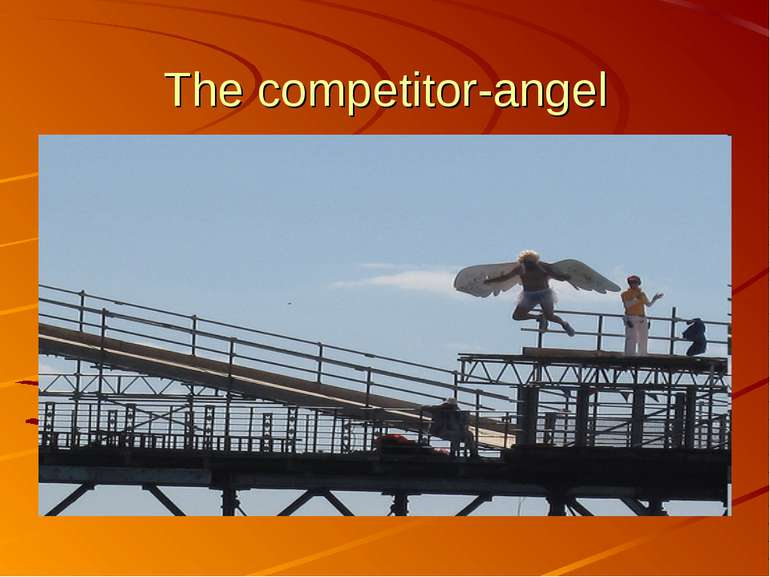 The competitor-angel