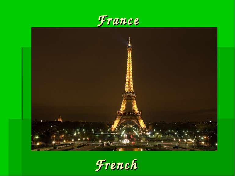 France French