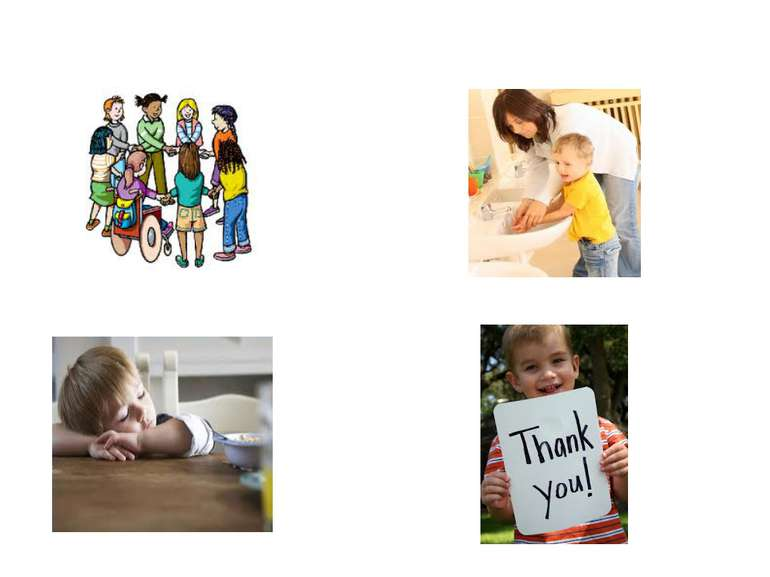 Gratitudegratitude Include everyone while playing, teach children to wash han...
